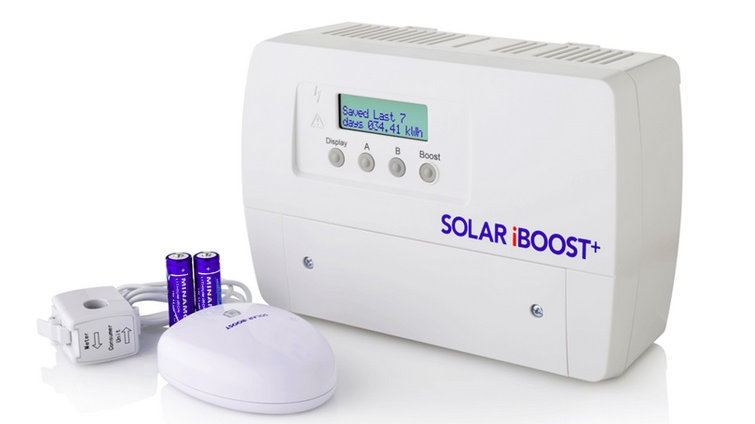 Solar Immersion I-Boost
