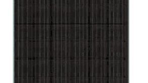 JA Solar 265W Poly All Black 5BB Cypress