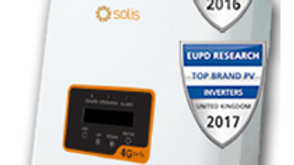Solis 3.0kW 4G Dual MPPT - Single Phase