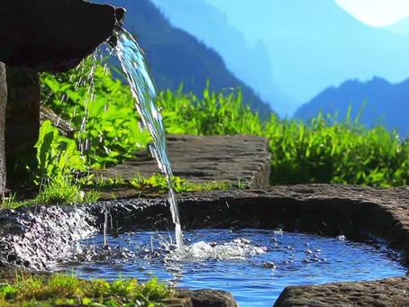 שמואל רונן על סודות המים
