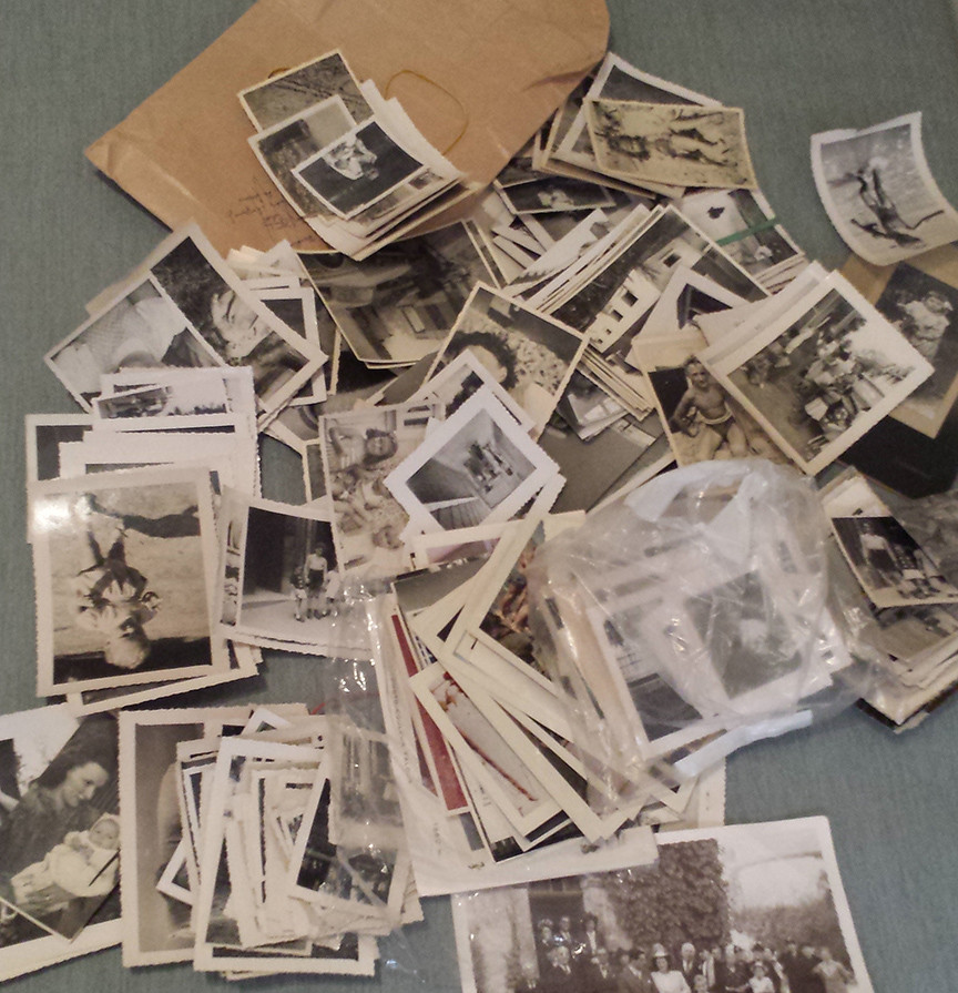 Curating your archives is how you create family legacy.