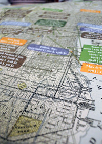 Personalized map