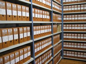 "It's ""archives"" week this week"