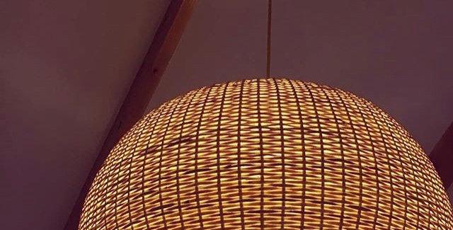 Pantalla Donut grande (lámparas)