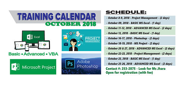 TRAINING CALENDAR OCTOBER 2018 wix.jpg