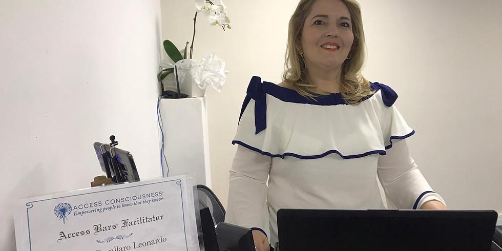 Curso de Barras de Access® Mari Cavallaro - Practitioner