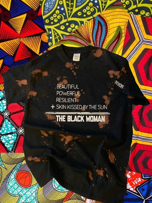 The Black Woman Tee