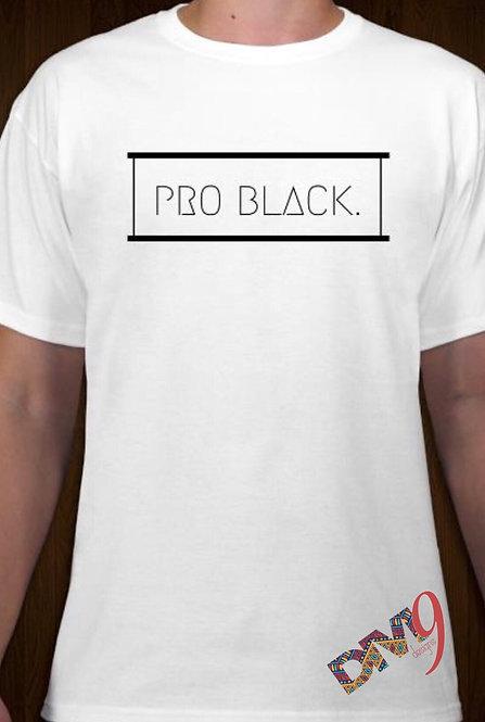 Pro Black . Tee