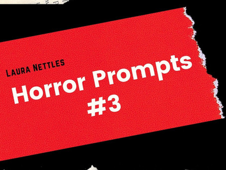 Horror prompts #3