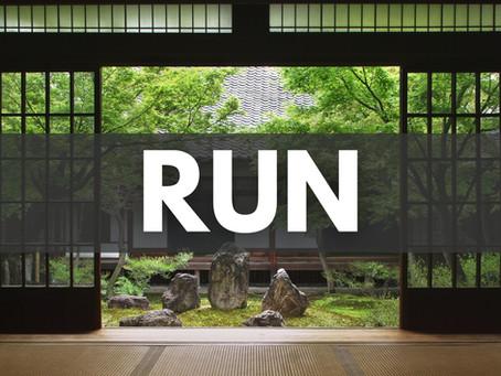 Run (May Promptathon #6)