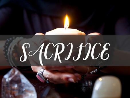Sacrifice (May Promptathon #7)