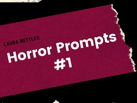 Horror prompts #1