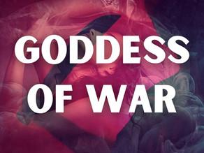 Goddess of WAR (May Promptathon #15)
