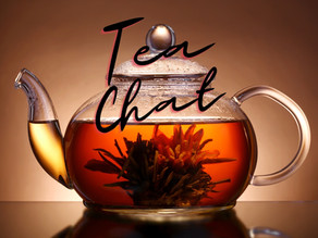 Tea Chat (May Promptathon #1)