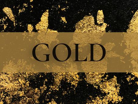 Gold (May Promptathon #4)