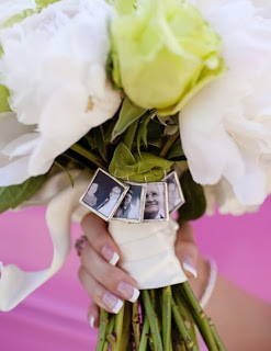 Memory Wedding bouquets