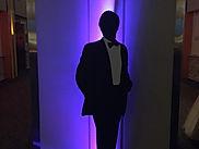Prom Decor - James Bond