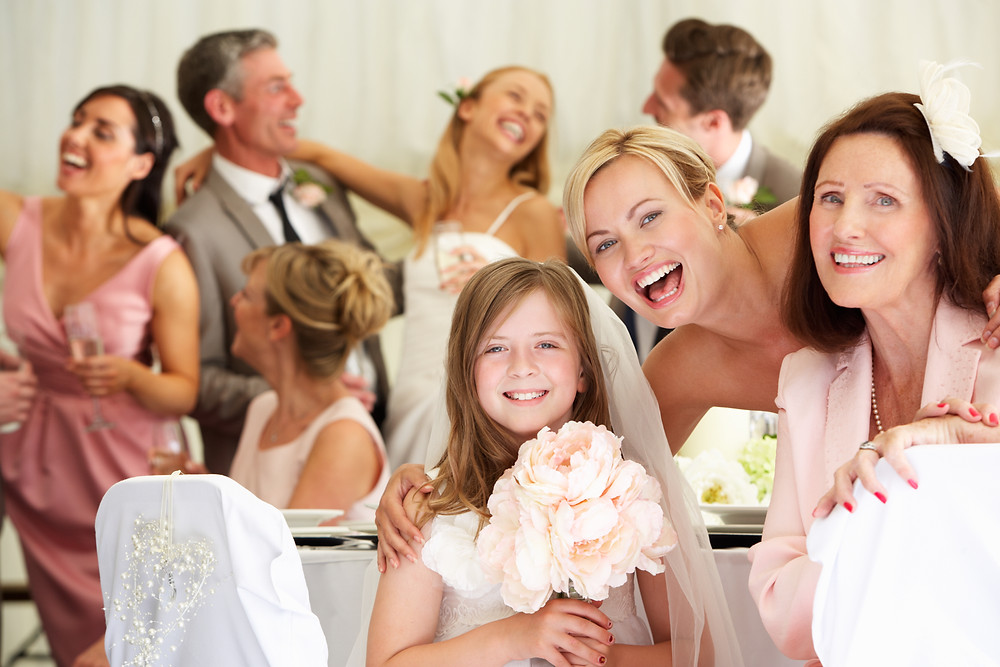 Weddings, have fun on your wedding day
