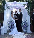 Lavender wedding chuppa Mount Vernon Country Club 2 - Party Planner Denver.JPG