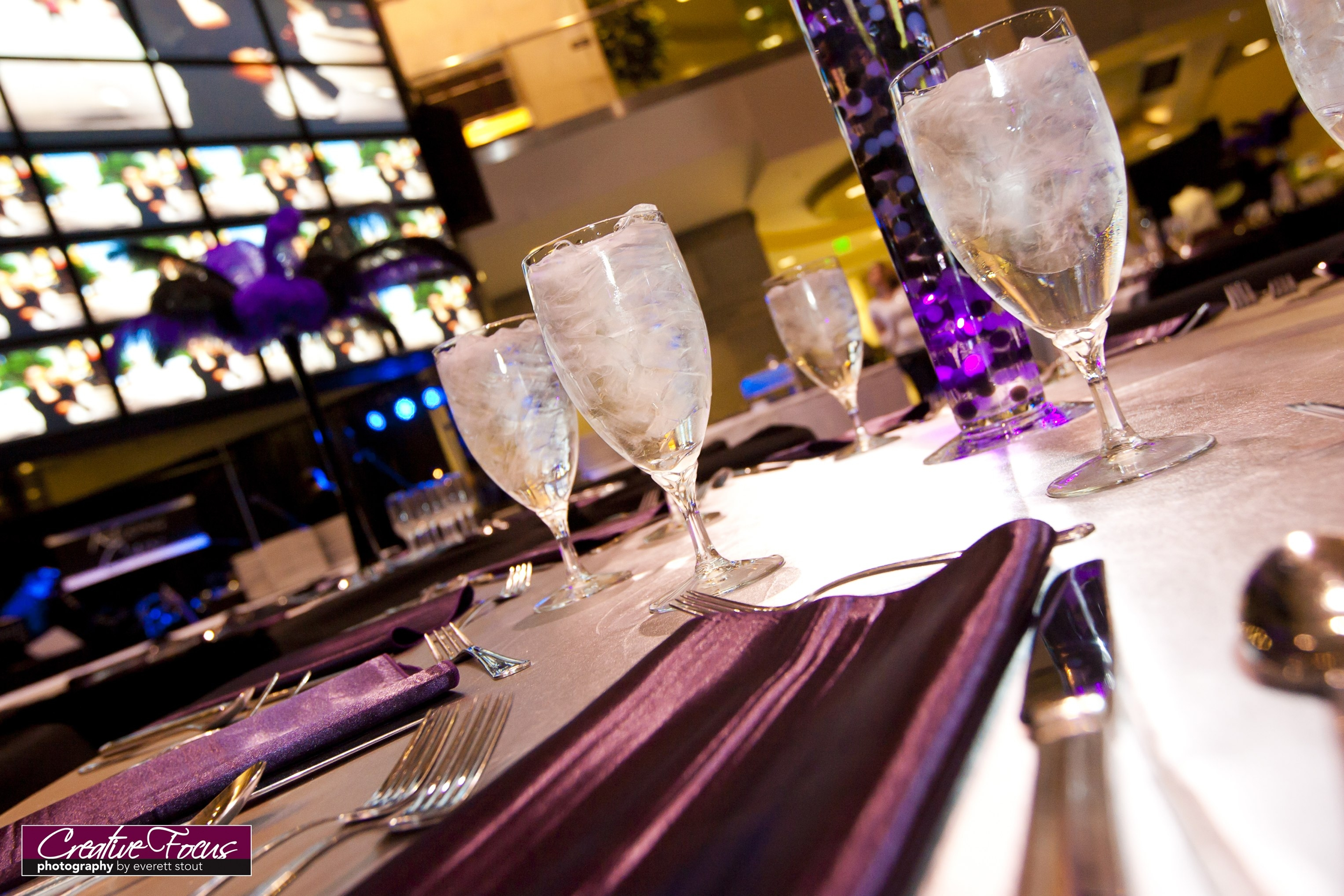 purple table setting close up - Wedding-planner Denver.JPG