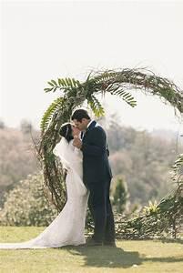 Circle Arch - wedding decor