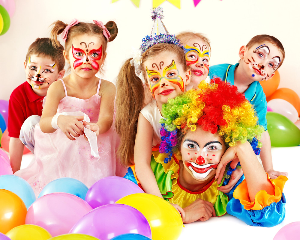 circus themed birthday party by Jennifer Lane Events