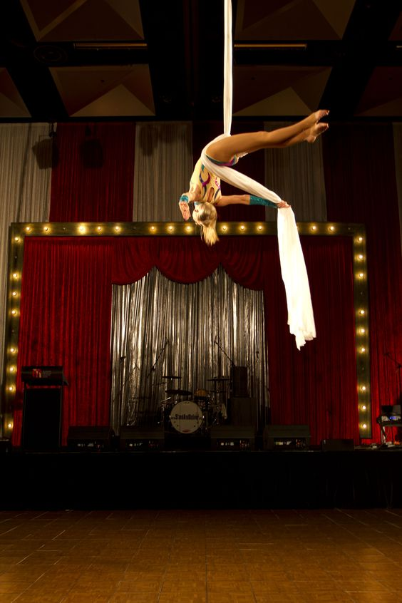 circus themed corporate events