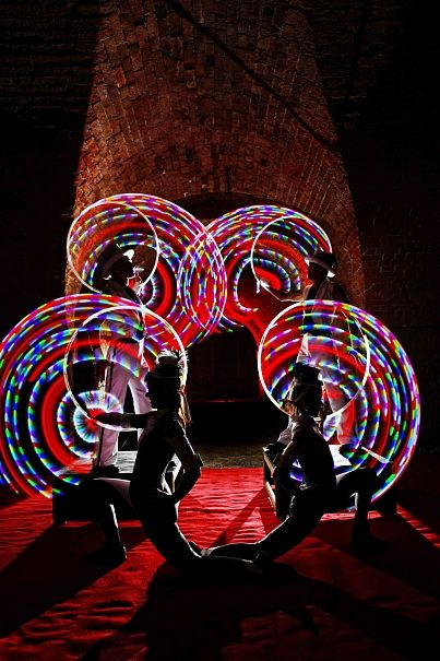 circus themed events