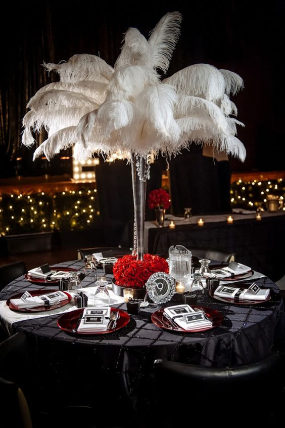 glam hollywood events
