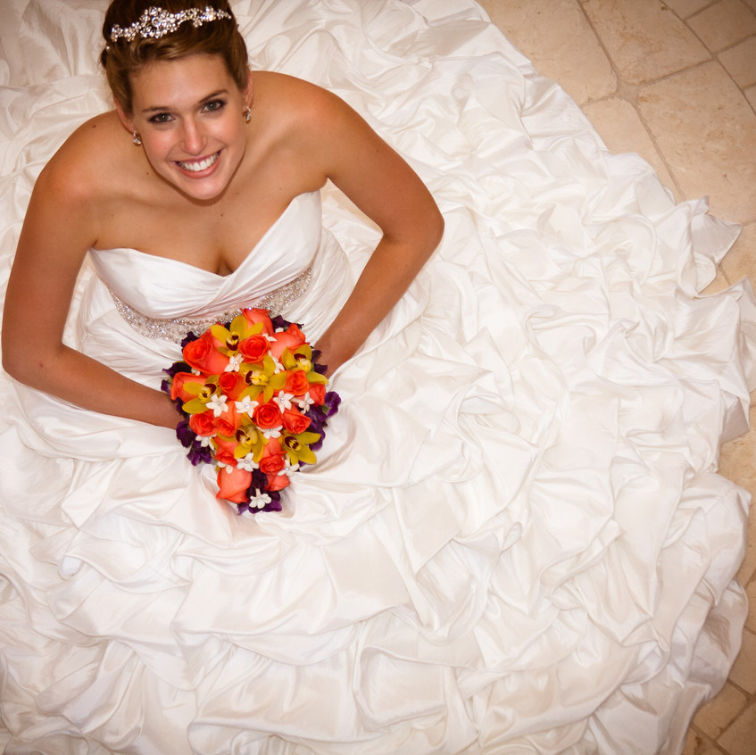 Classic colorful wedding - Wedding-planner Denver