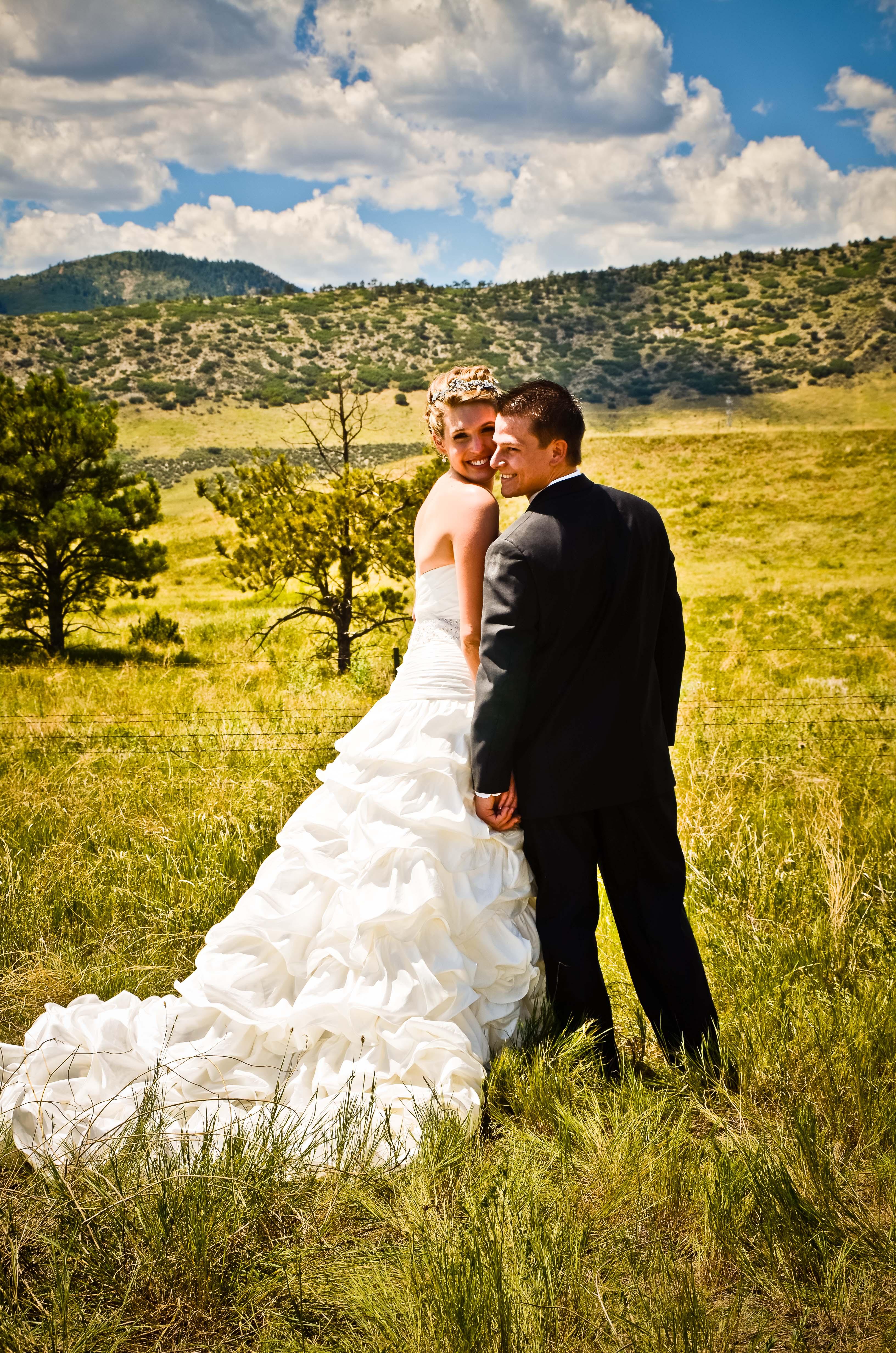 colo mtn wedding - Wedding-planner Denver