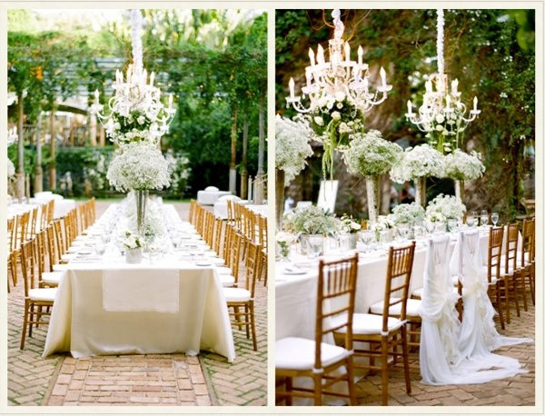 Colorado weddings, Jennifer Lane Events Wedding Flowers Available Year-Round Baby's Breath * White