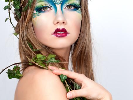 Woodland pixie fairy themed event