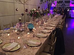 custom dinner party, pink, gold, event decor divas denver, jennifer lane events, , custom event decor, classy event decor, wedding decor, event rental denver