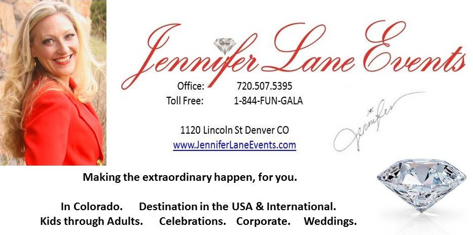 Jennifer Lane Events contact info