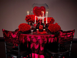 If you plan on decorating your next event with candles, be aware of some innovative ideas!