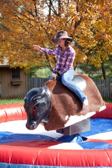 western themed events