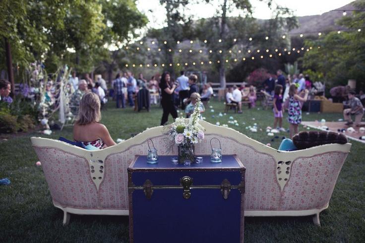 reception picnic