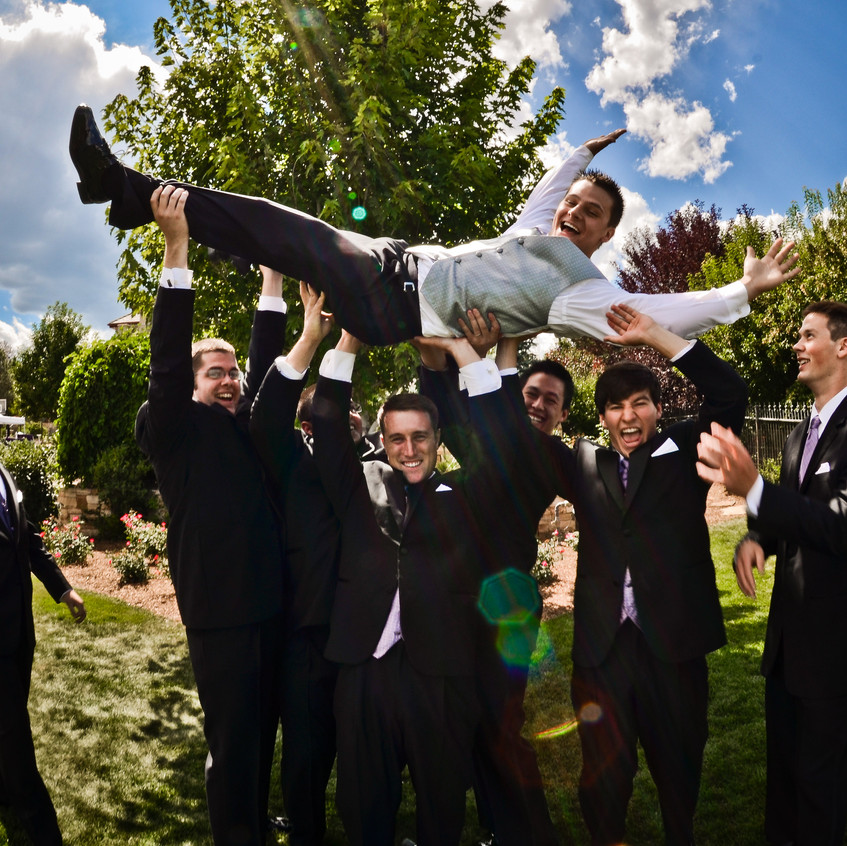 groomsmen funny 2 - Wedding-planner Denver