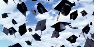 graduation hat throw, Jennifer Lane Events, Event Decor Divas