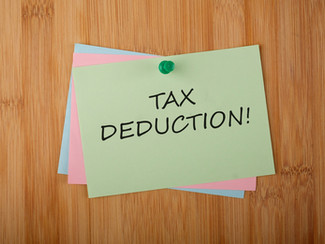 Keeping Tax deductions on track in no time