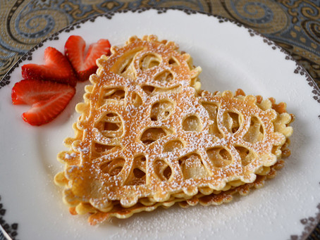 Lace Crepes