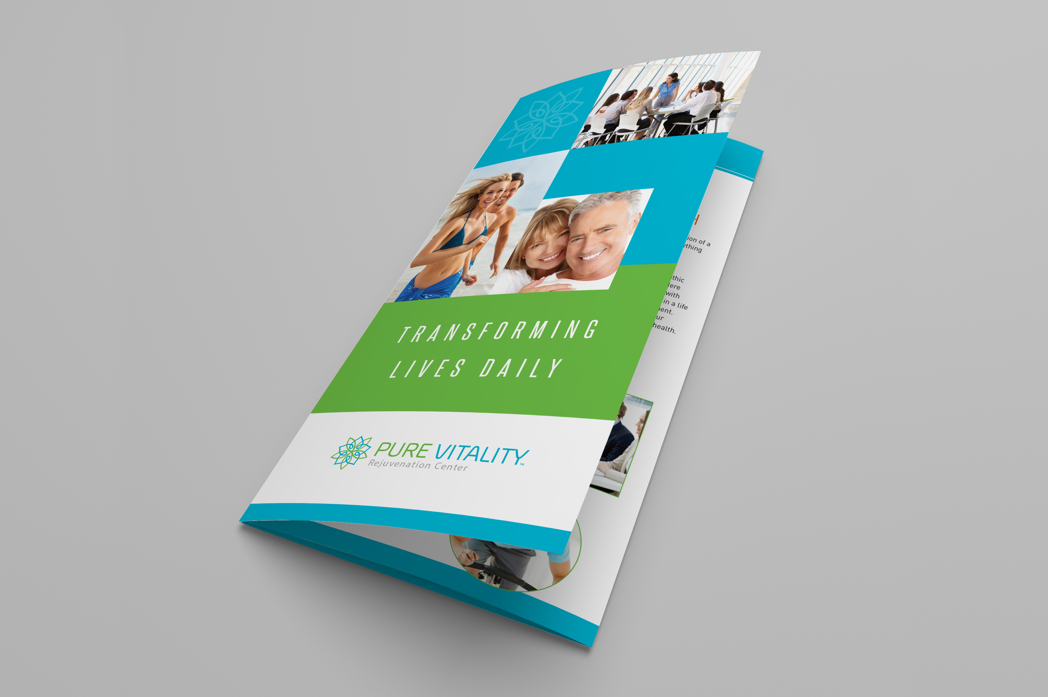 Pure Vitality Brochure FOLDED