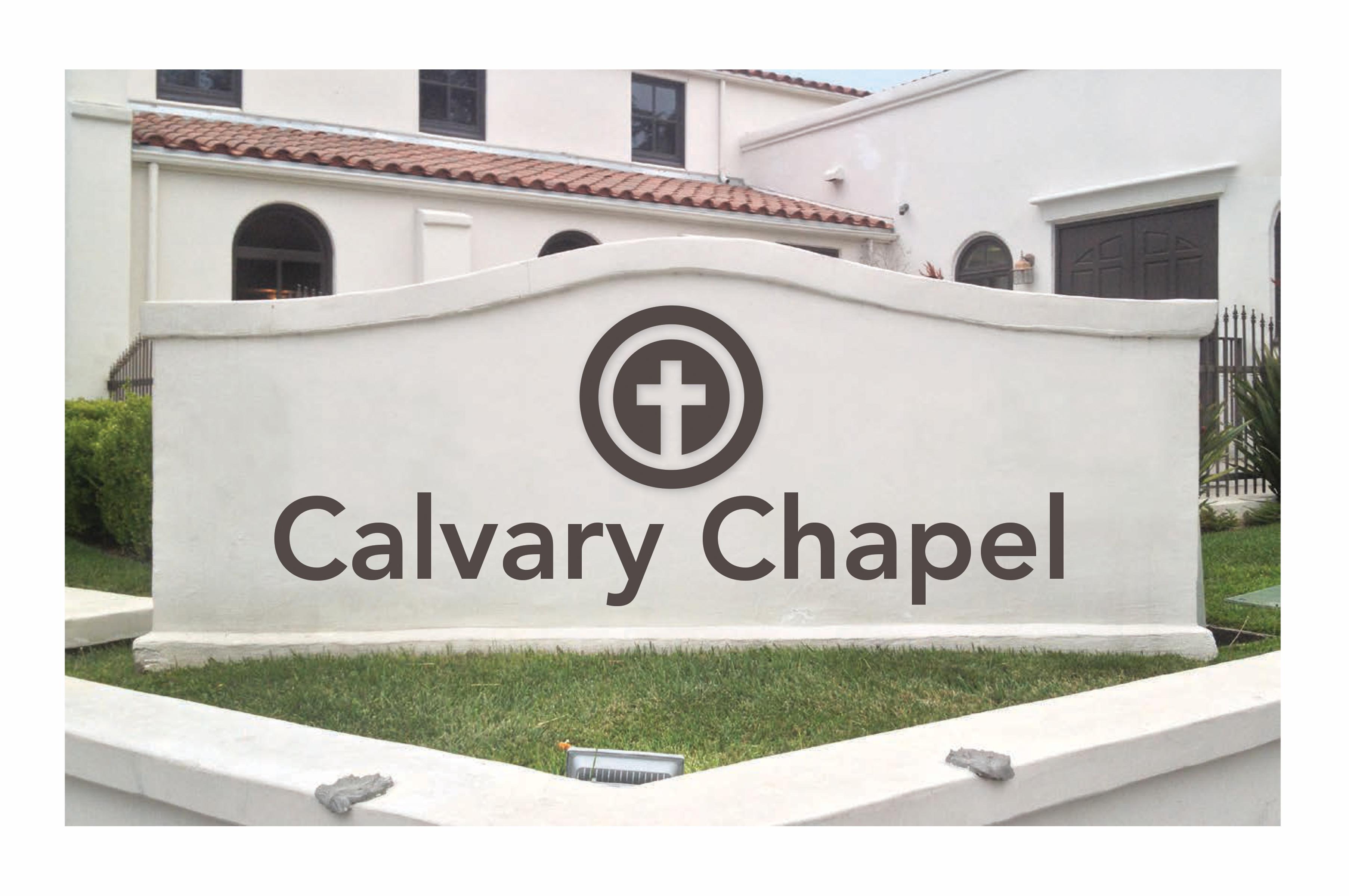 Calvry Sign