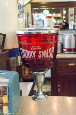 Ask for old fashioned Cherry Smash