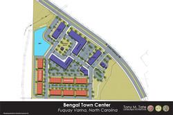 Bengal Town Center Rendering