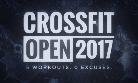 The CrossFit Open:                                           Misery Loves Company