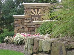 Sunset Ridge Signage