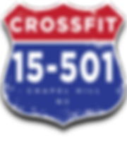 CrossFit 15-501 Chapel Hill Pittsboro UNC Carrboro fitness workout