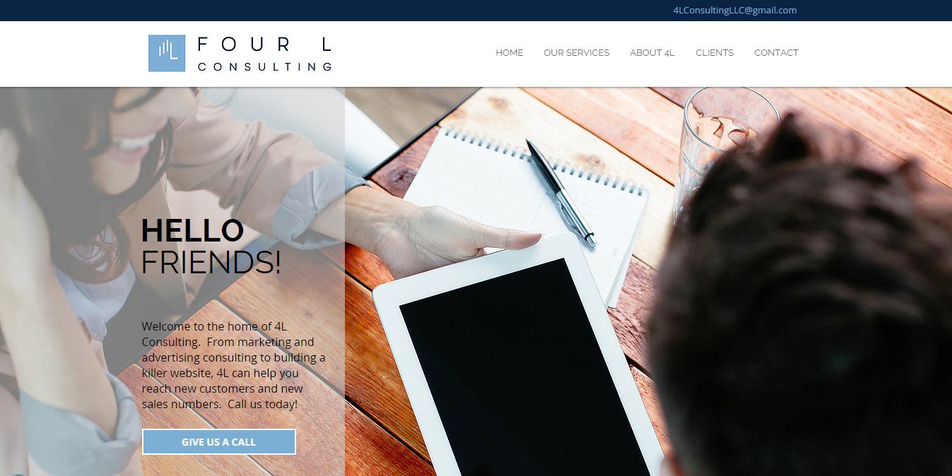 4L Consulting Site